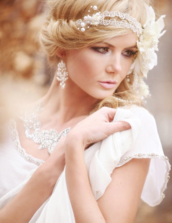 Romantic-Princess-Boho-Bridal-Beaded-Floral-Headband